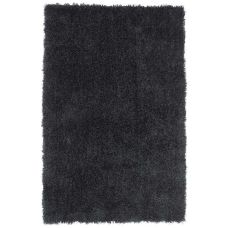 Diva Soft Shaggy Rugs - Charcoal Rugs