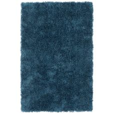 Diva Soft Shaggy Rugs - Blue Rugs
