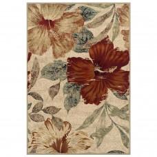 Florenza Floral rug - 165J Beige