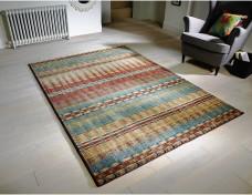 Florenza Striped rug - 90X Multi