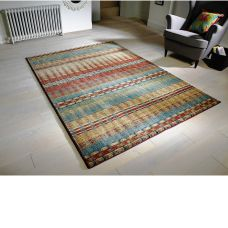 Florenza Striped rug - 90X Multi
