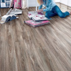 Elka 12mm Laminate Flooring - Weathered Oak