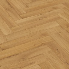Oak Natural Herringbone