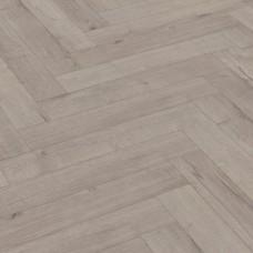 Robust Grey Oak Herringbone