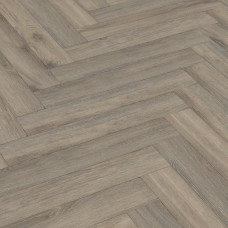Volcanic Grey Oak Herringbone