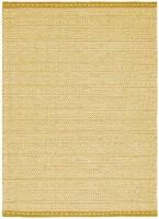 Knox Reversible Wool Rug - Ochre