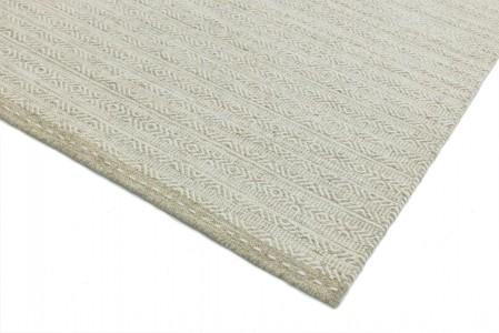 Knox Reversible Wool Rug - Sand