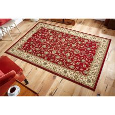 Kendra Traditional Rug - 137R Red Gold