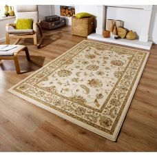 Kendra Traditional Rug - 2330X Cream Gold