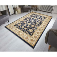 Kendra Traditional Rug - 3330B Blue Gold