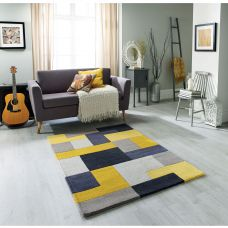 Lexus Rugs - Yellow