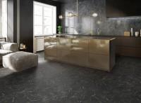 Iconic Marble Vinyl - Carrara Nero
