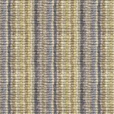 Madagascar Wool Carpet - Blue & Gold 100