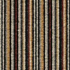 Madagascar Wool Loop Stripes Carpet - Multi 121