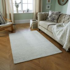 Milano Plain Rug - Grey