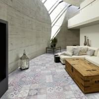 Ornament Laminate Tiles - Cordoba Multi