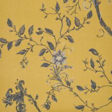 Timorous Beasties Floral Wool Carpet - Golden Effie