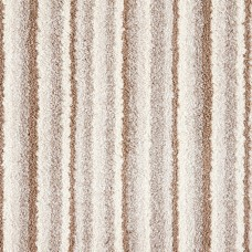 Plush Saxony - Rustic Stripes