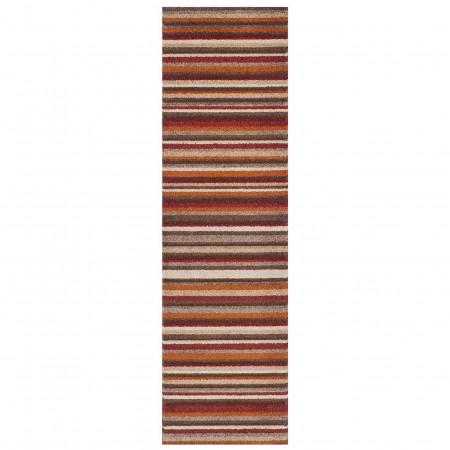 Portland Striped Runner - 2525N Orange Multi