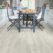 Classic Reclaimed Oak White Patina - Light Grey