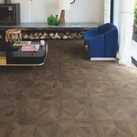 Impressive Patterns Royal Oak - Dark Brown
