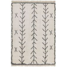 Rocco Rugs - Cream Arrow RC10