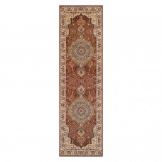 Royal Classic Traditional Runner - 34P Orange Beige