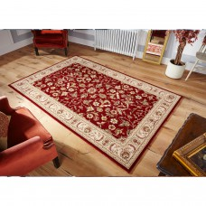 Royal Classic Traditional Rug - 636R Red Gold