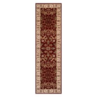 Royal Classic Traditional Runner - 636R Red Gold