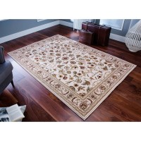 Royal Classic Traditional Rug - 636w Beige
