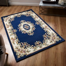 Royal Traditional Rug - Blue