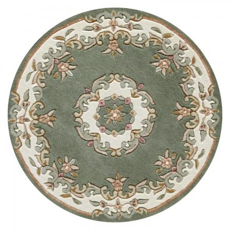 Royal Traditional Rug - Green
