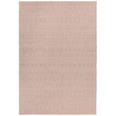 Sloan Flatweave Rug - Pink