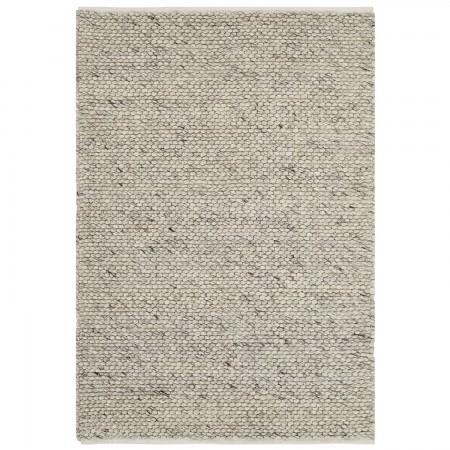 Savannah Chunky Wool Rug - Grey