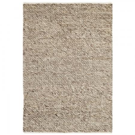 Savannah Chunky Wool  Rug - Taupe