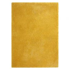 Super Soft Shaggy Rug - Mustard