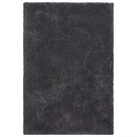 Softness Shaggy Rug - Charcoal