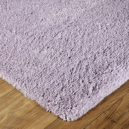 Softness Shaggy Rug - Lilac