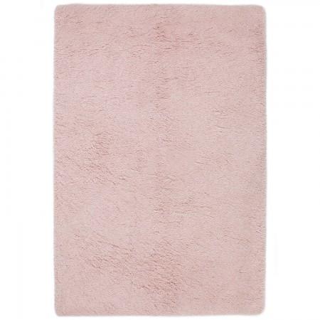 Softness Shaggy Rug - Pink