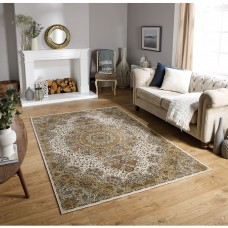 Tabriz Traditional Rug - 2060Y Beige Gold