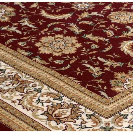 Tabriz Traditional Rug - 501R Red Gold