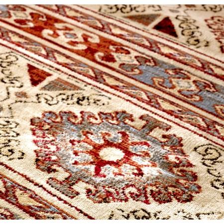 Valeria Traditional Runner - 603W Red Multi