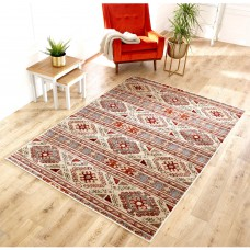 Valeria Traditional Rug - 603W Red Multi
