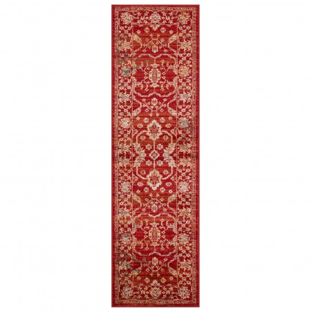 Valeria Traditional Rug - 8023R Red