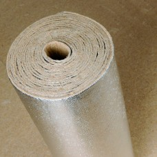 Silverline Foil and Wood Fibre Underlay