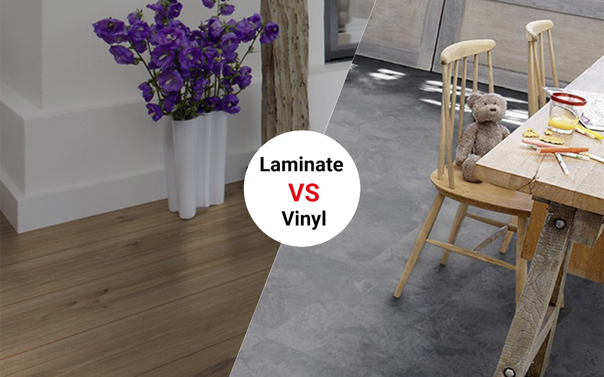 Laminate Vs Vinyl: Which Flooring Is Right For You?