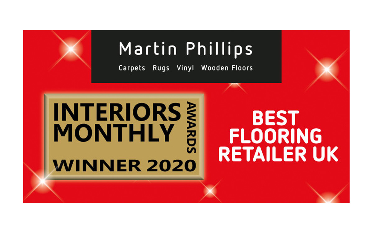 Martin Phillips, We're Award Winning!