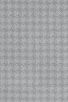 Camden Pattern Houndstooth Saxony Carpet - Cloud 90