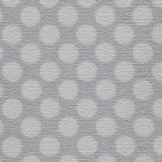 Camden Pattern Polka Dot Saxony Carpet - Fresco