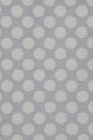 Camden Pattern Polka Dot Saxony Carpet - Fresco 70